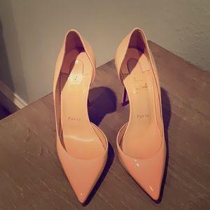 Elegant Pink Christian Louboutin pumps